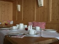 Chalet Kelle Catering-Service inklusive