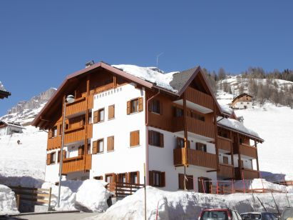 Chalet-Appartement Residence Alpenrose Halbpension inklusive