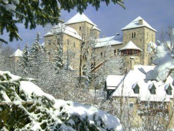 Schloss am See Fischhorn WEEKENDSKI Donnerstag - Sonntag, Kombi 6 Appartements