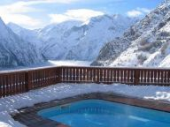 Chalet Le Ponton Mit Privatschwimmbad-7
