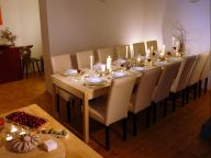 Chalet Arlberg Catering-Service inklusive